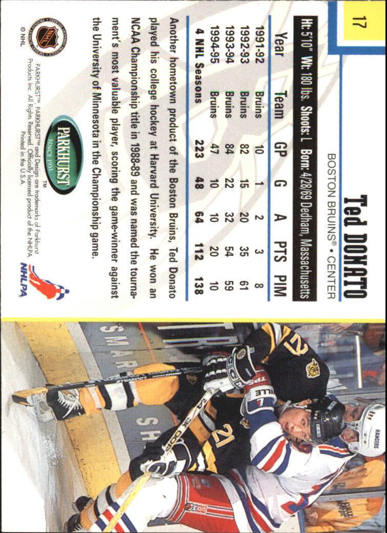 1995-96-Parkhurst-International-Hockey-Base-Singles-1-250-Pick-Your-Cards thumbnail 31
