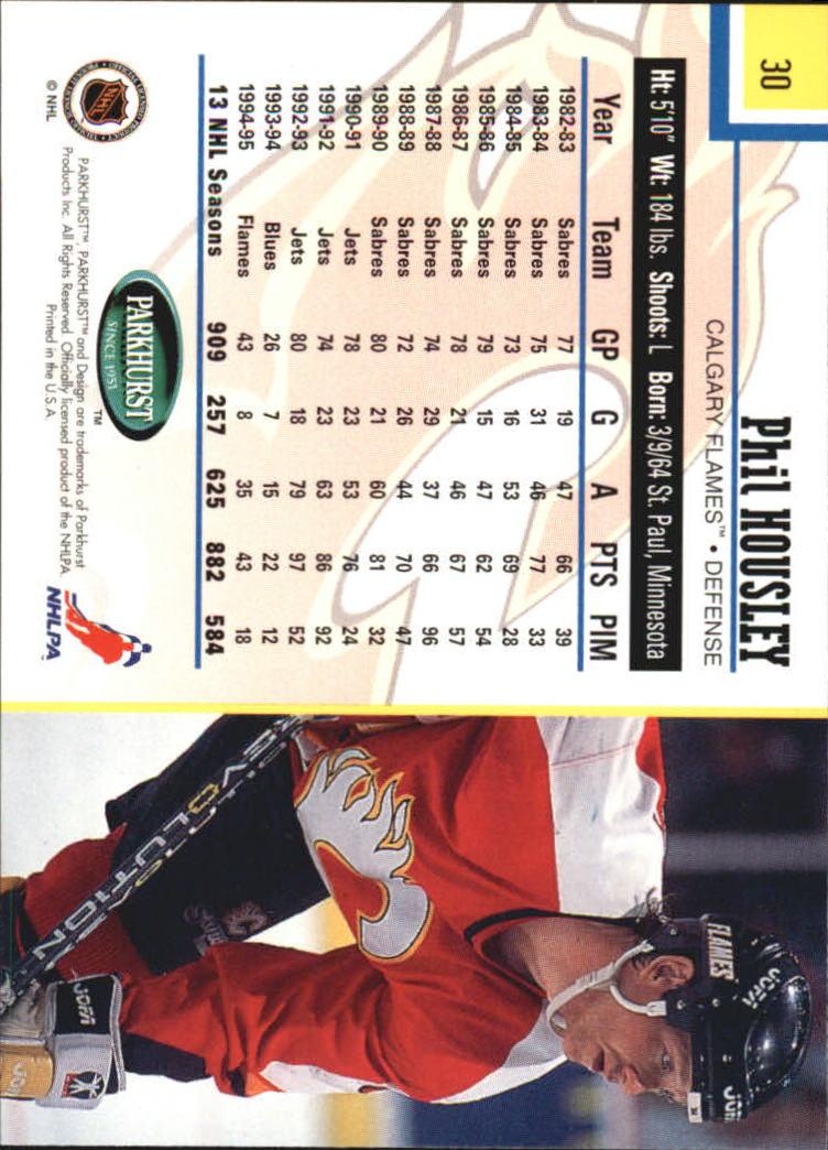1995-96-Parkhurst-International-Hockey-Base-Singles-1-250-Pick-Your-Cards thumbnail 55