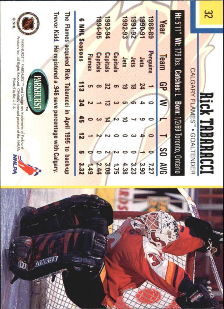 1995-96-Parkhurst-International-Hockey-Base-Singles-1-250-Pick-Your-Cards thumbnail 59