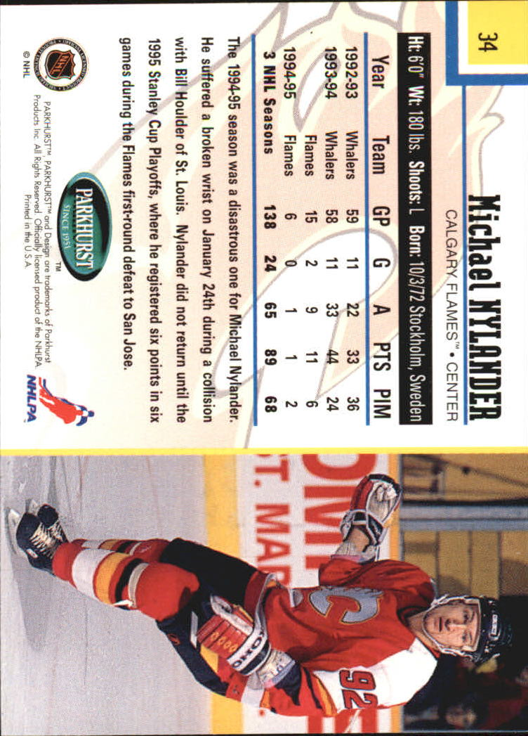1995-96-Parkhurst-International-Hockey-Base-Singles-1-250-Pick-Your-Cards thumbnail 63