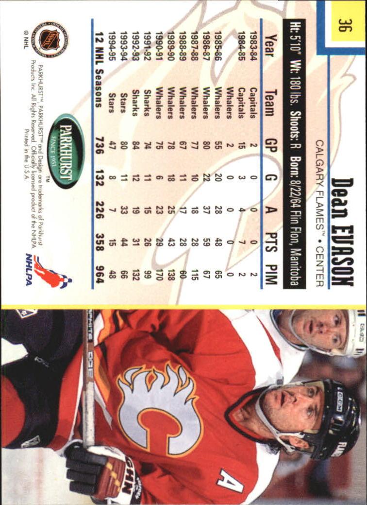 1995-96-Parkhurst-International-Hockey-Base-Singles-1-250-Pick-Your-Cards thumbnail 65