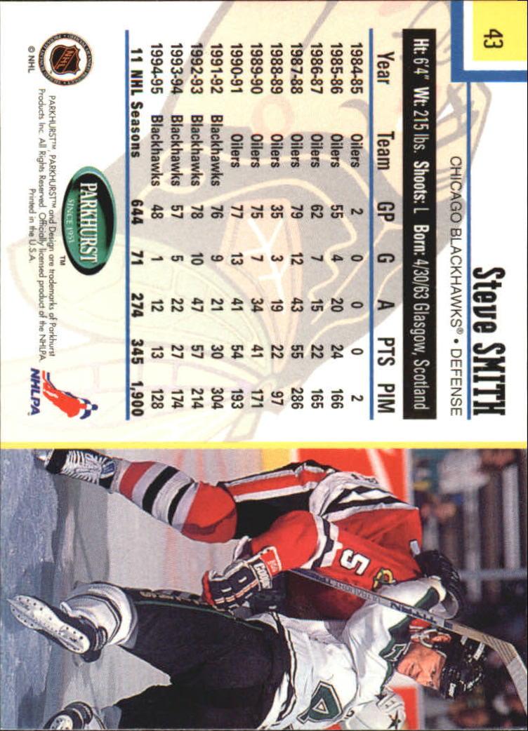 1995-96-Parkhurst-International-Hockey-Base-Singles-1-250-Pick-Your-Cards thumbnail 77