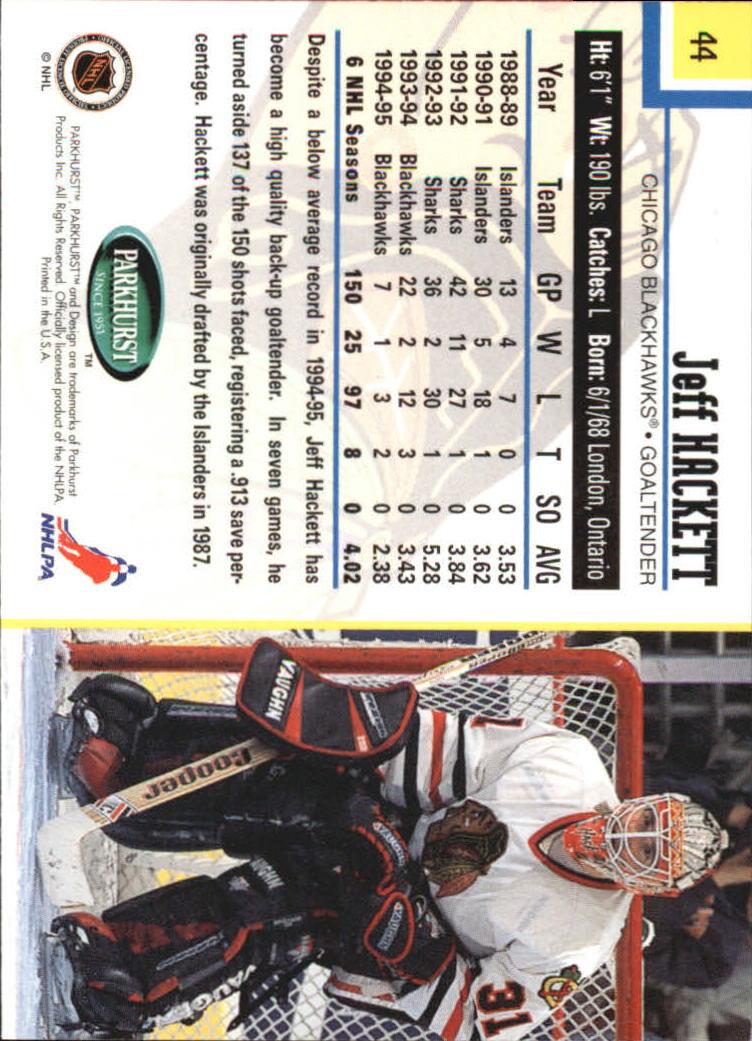 1995-96-Parkhurst-International-Hockey-Base-Singles-1-250-Pick-Your-Cards thumbnail 79
