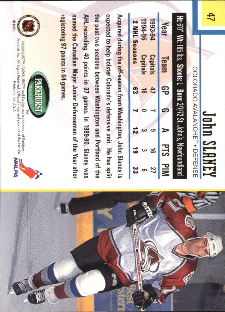 1995-96-Parkhurst-International-Hockey-Base-Singles-1-250-Pick-Your-Cards thumbnail 85