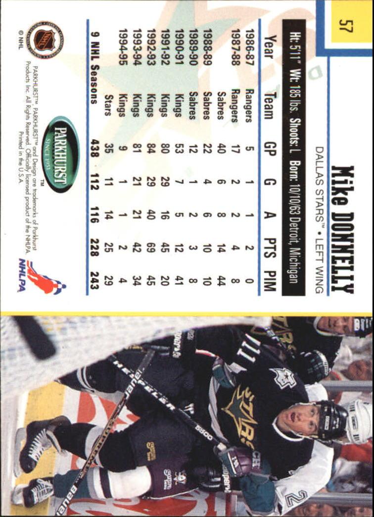 1995-96-Parkhurst-International-Hockey-Base-Singles-1-250-Pick-Your-Cards thumbnail 101