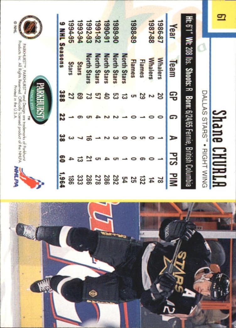 1995-96-Parkhurst-International-Hockey-Base-Singles-1-250-Pick-Your-Cards thumbnail 109