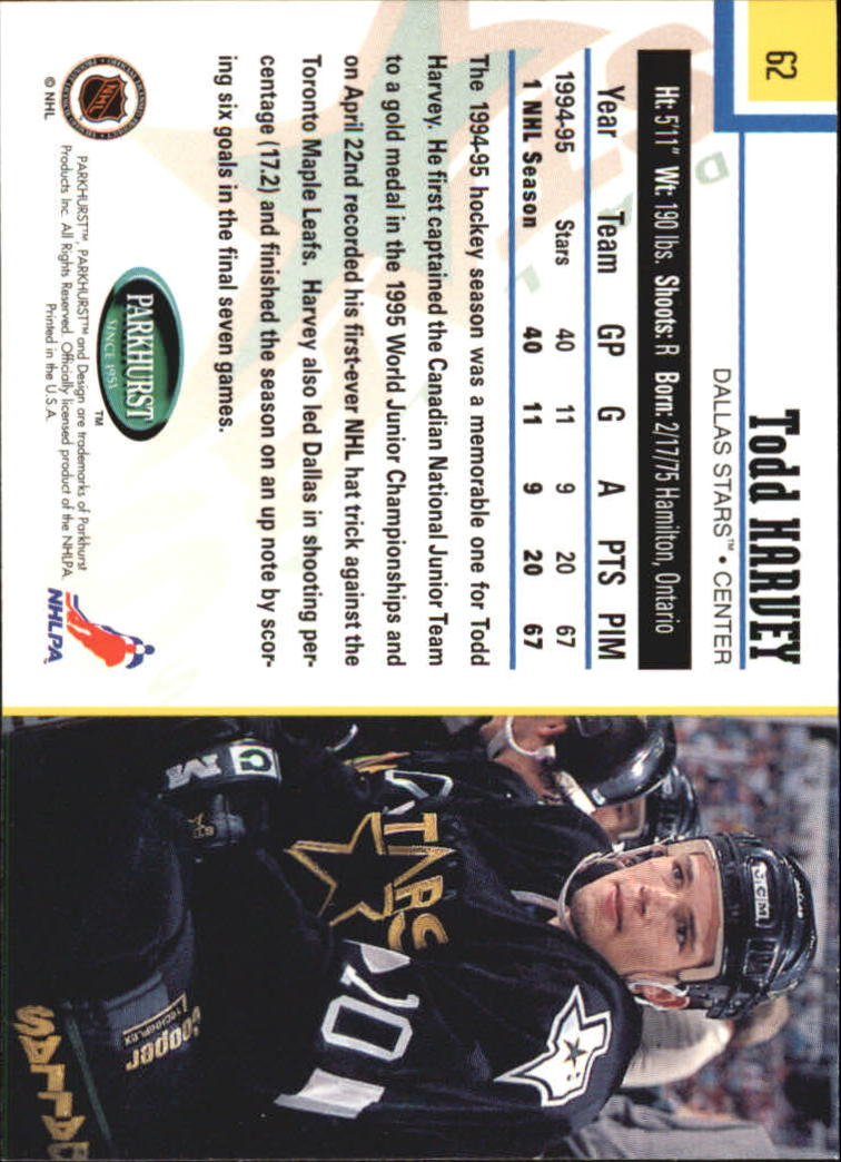 1995-96-Parkhurst-International-Hockey-Base-Singles-1-250-Pick-Your-Cards thumbnail 111