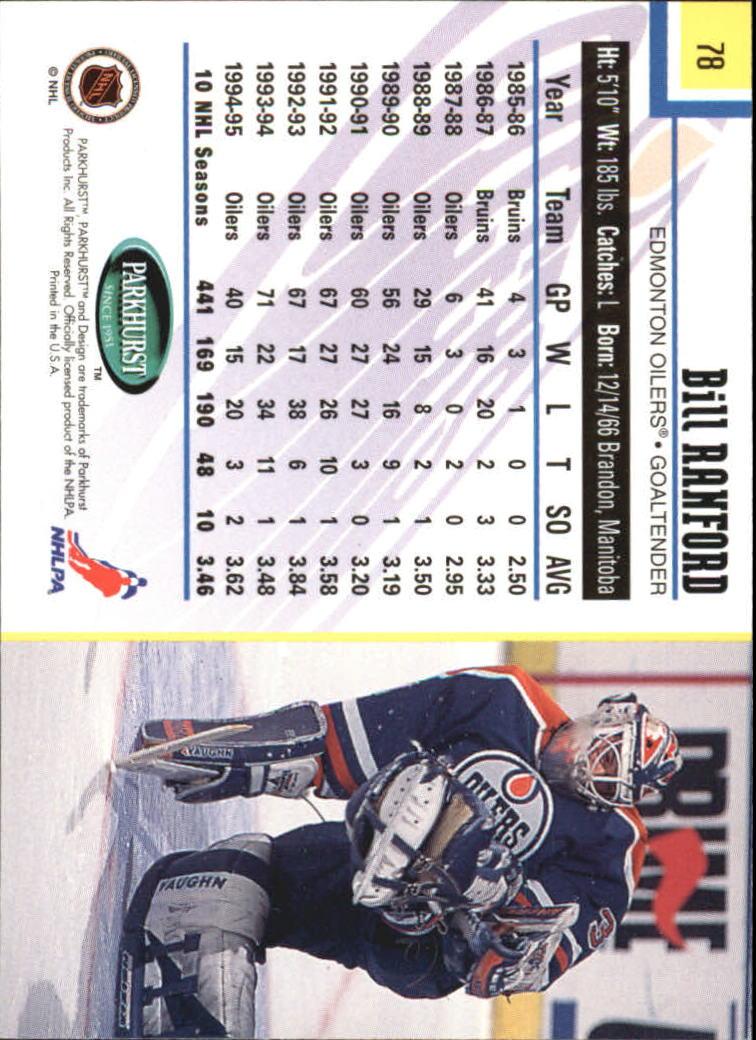 1995-96-Parkhurst-International-Hockey-Base-Singles-1-250-Pick-Your-Cards thumbnail 141