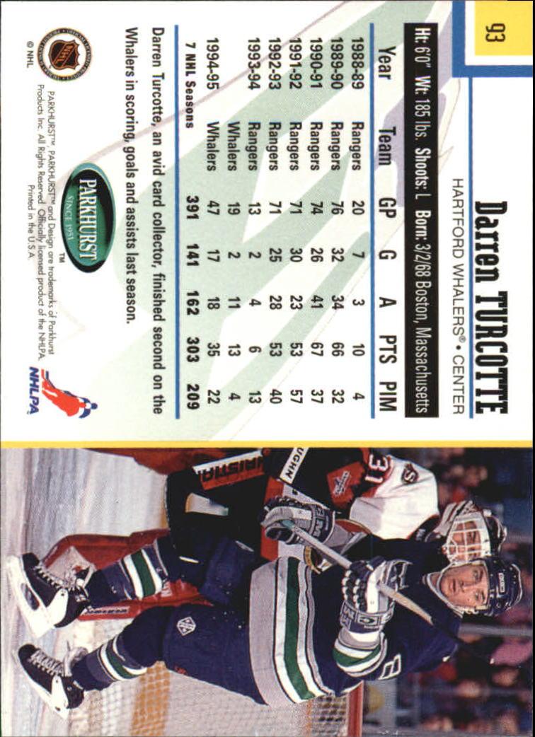 1995-96-Parkhurst-International-Hockey-Base-Singles-1-250-Pick-Your-Cards thumbnail 171
