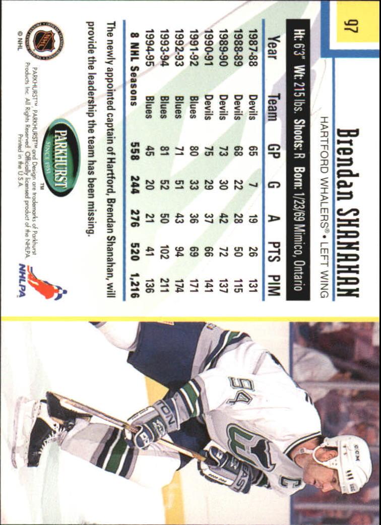 1995-96-Parkhurst-International-Hockey-Base-Singles-1-250-Pick-Your-Cards thumbnail 179