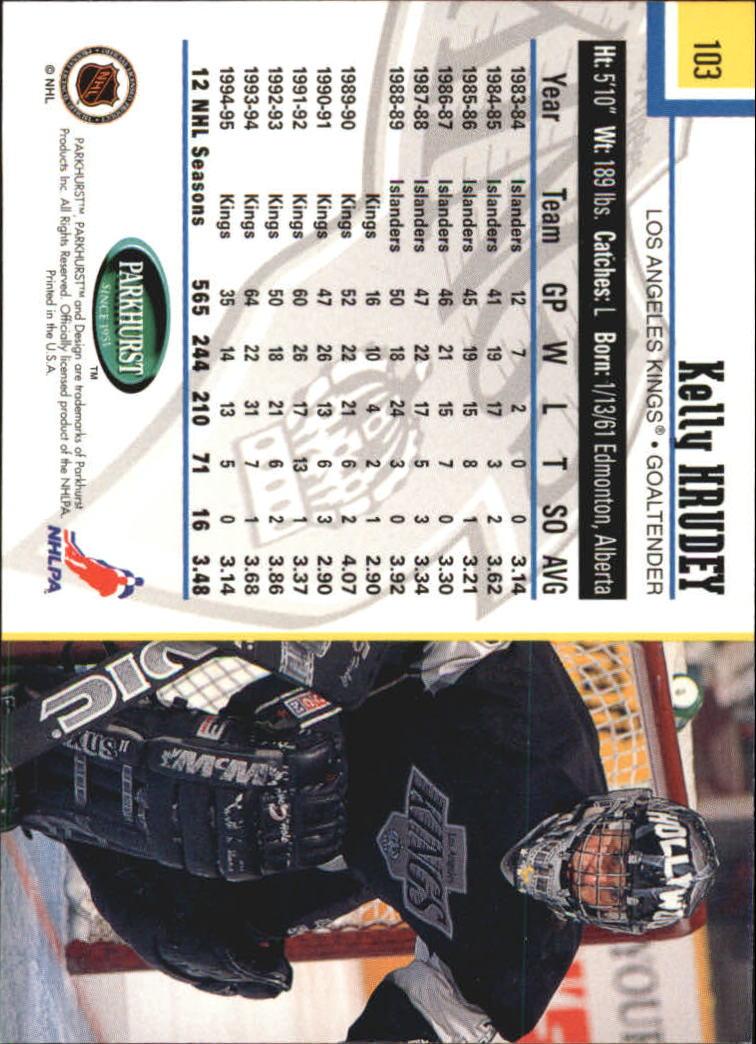 1995-96-Parkhurst-International-Hockey-Base-Singles-1-250-Pick-Your-Cards thumbnail 191