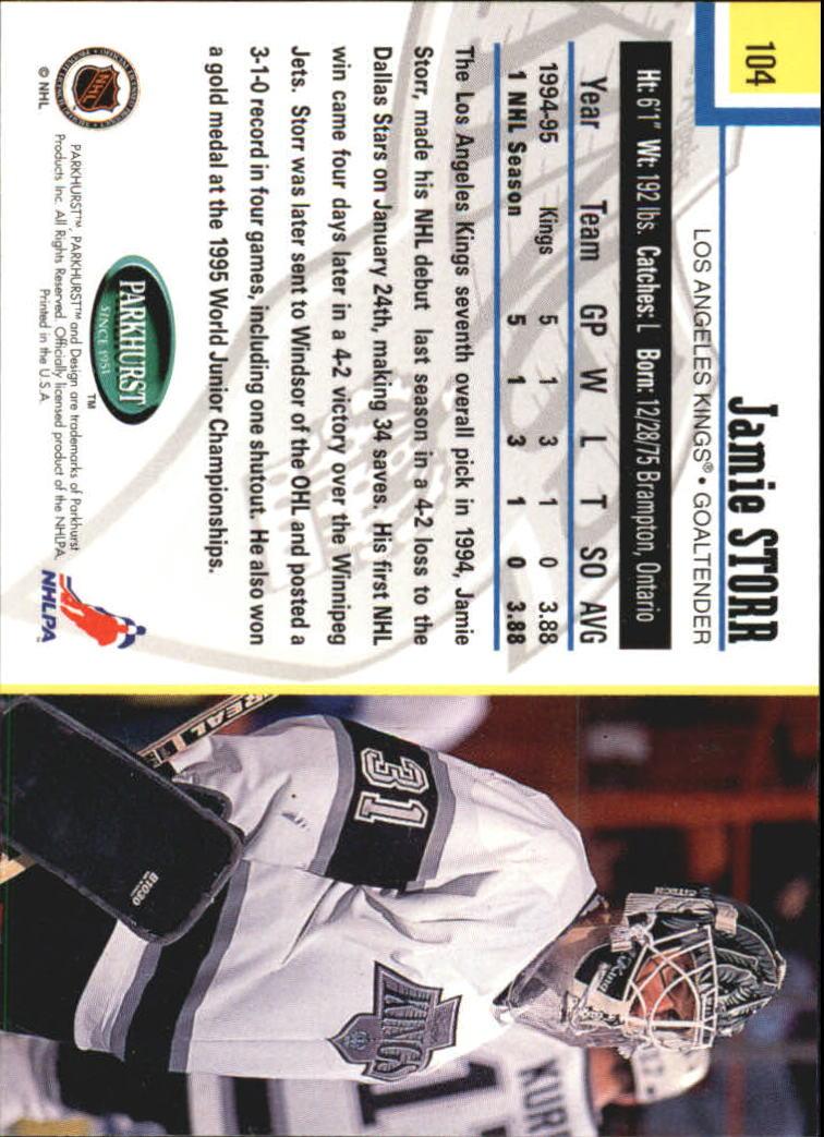 1995-96-Parkhurst-International-Hockey-Base-Singles-1-250-Pick-Your-Cards thumbnail 193