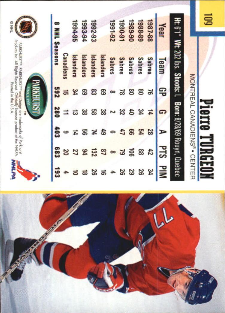 1995-96-Parkhurst-International-Hockey-Base-Singles-1-250-Pick-Your-Cards thumbnail 203