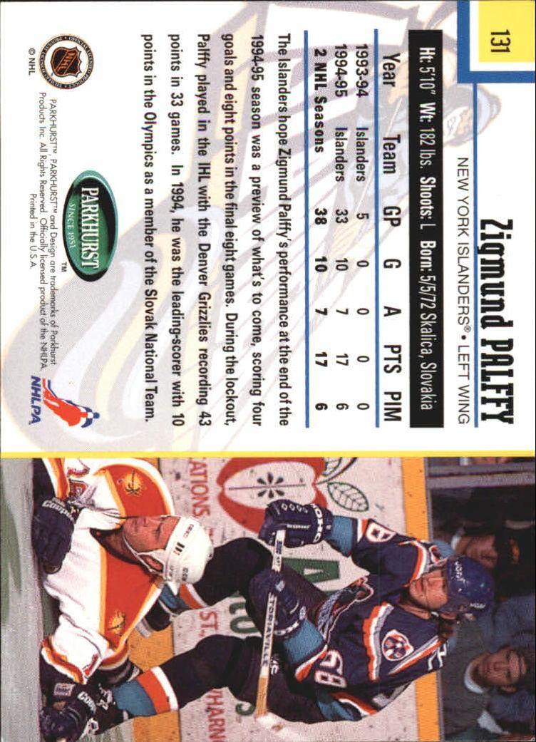 1995-96-Parkhurst-International-Hockey-Base-Singles-1-250-Pick-Your-Cards thumbnail 245