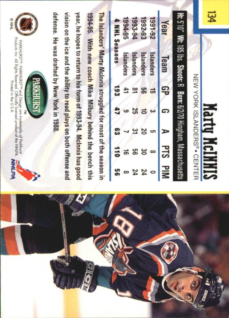 1995-96-Parkhurst-International-Hockey-Base-Singles-1-250-Pick-Your-Cards thumbnail 251