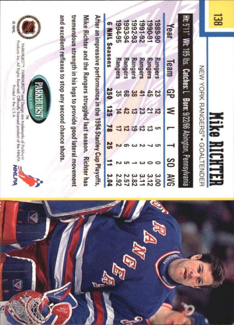1995-96-Parkhurst-International-Hockey-Base-Singles-1-250-Pick-Your-Cards thumbnail 259