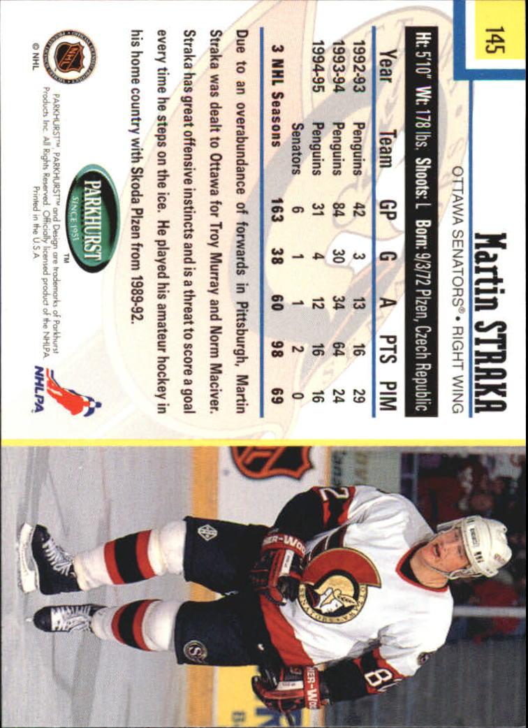 1995-96-Parkhurst-International-Hockey-Base-Singles-1-250-Pick-Your-Cards thumbnail 273