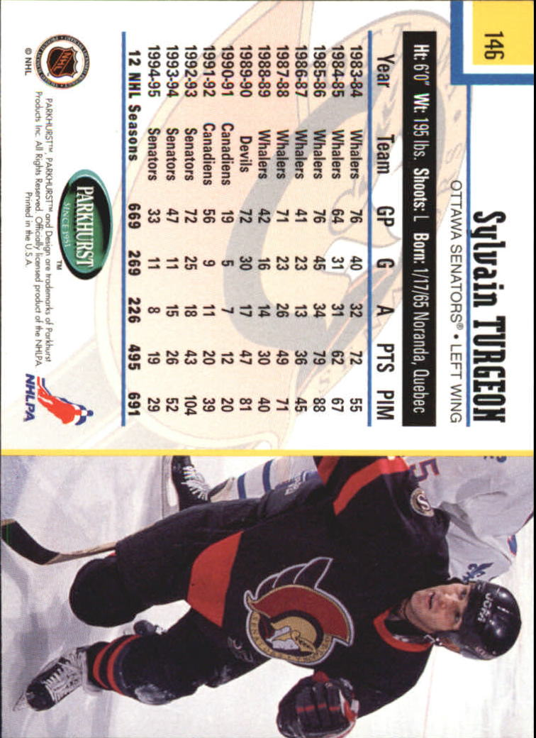 1995-96-Parkhurst-International-Hockey-Base-Singles-1-250-Pick-Your-Cards thumbnail 275