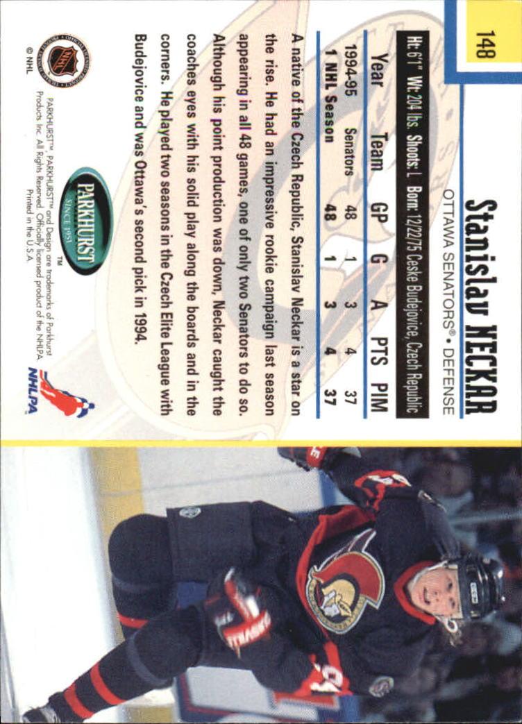 1995-96-Parkhurst-International-Hockey-Base-Singles-1-250-Pick-Your-Cards thumbnail 279