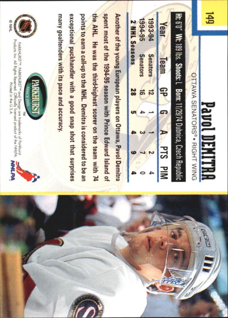 1995-96-Parkhurst-International-Hockey-Base-Singles-1-250-Pick-Your-Cards thumbnail 281