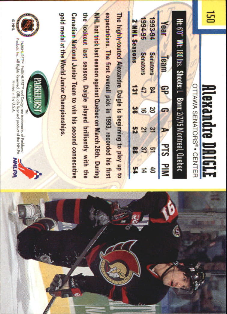 1995-96-Parkhurst-International-Hockey-Base-Singles-1-250-Pick-Your-Cards thumbnail 283