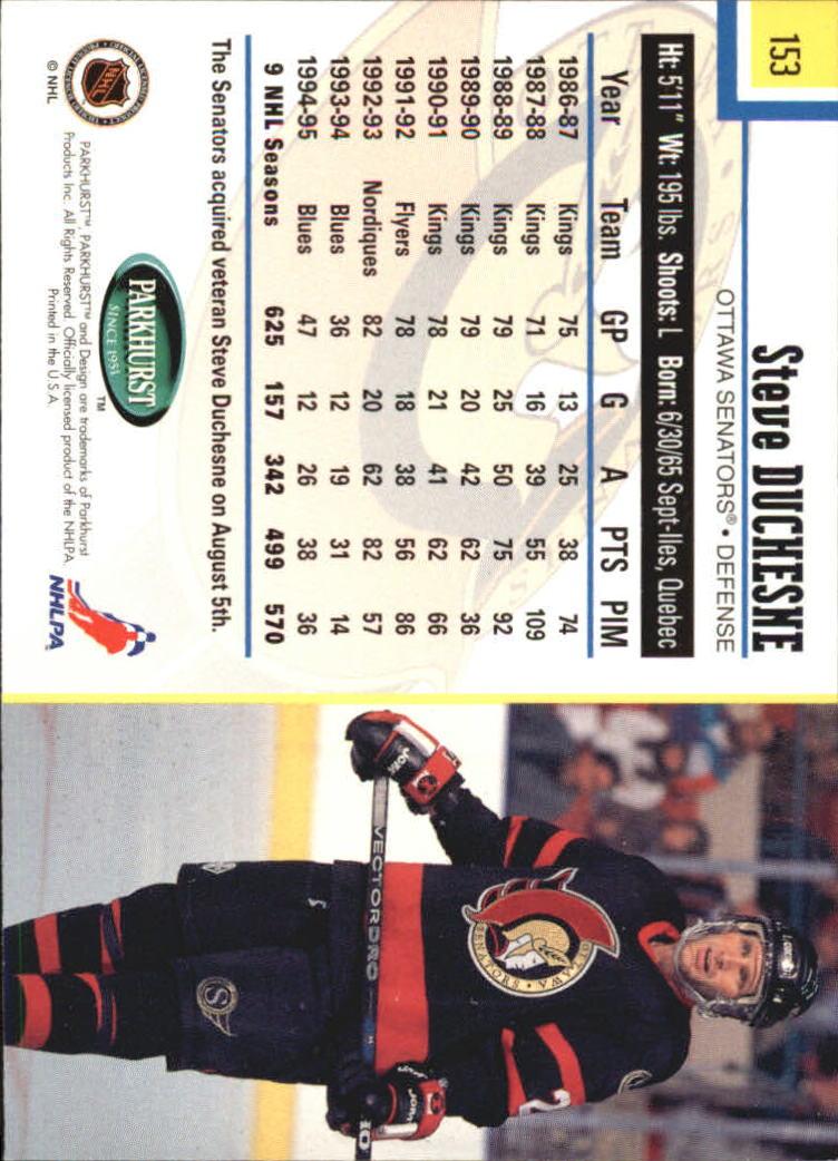 1995-96-Parkhurst-International-Hockey-Base-Singles-1-250-Pick-Your-Cards thumbnail 289