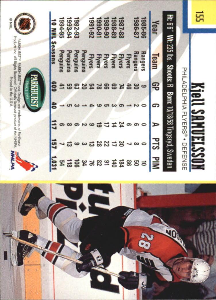 1995-96-Parkhurst-International-Hockey-Base-Singles-1-250-Pick-Your-Cards thumbnail 291