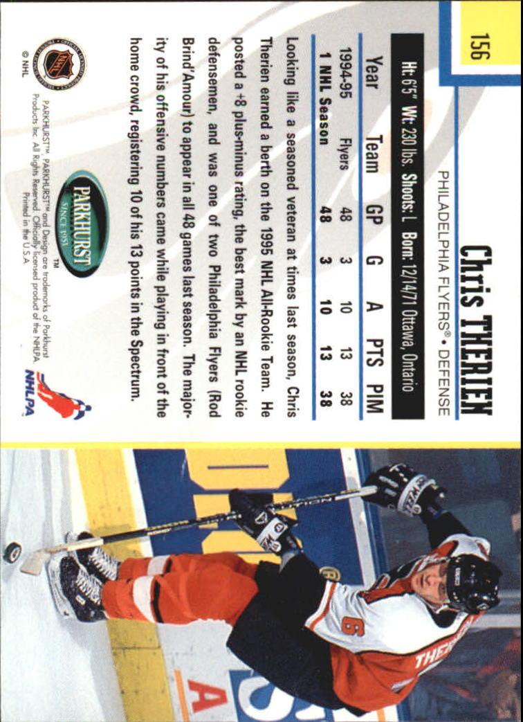 1995-96-Parkhurst-International-Hockey-Base-Singles-1-250-Pick-Your-Cards thumbnail 293