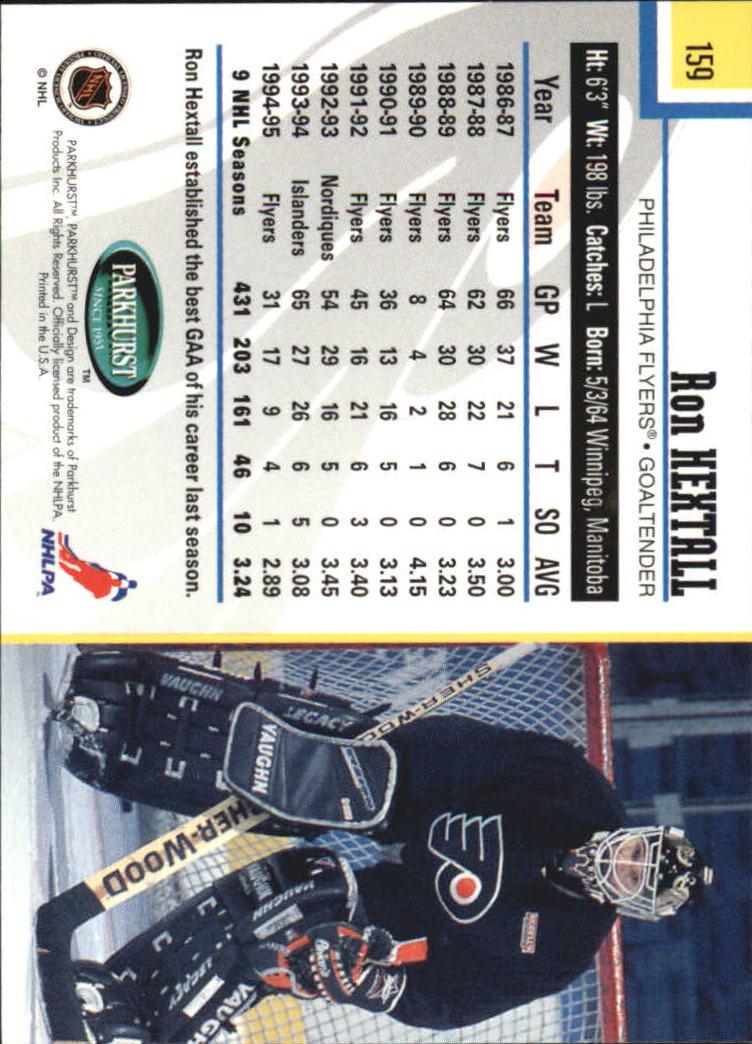 1995-96-Parkhurst-International-Hockey-Base-Singles-1-250-Pick-Your-Cards thumbnail 299