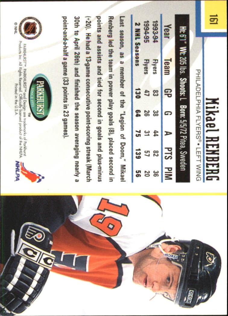 1995-96-Parkhurst-International-Hockey-Base-Singles-1-250-Pick-Your-Cards thumbnail 303