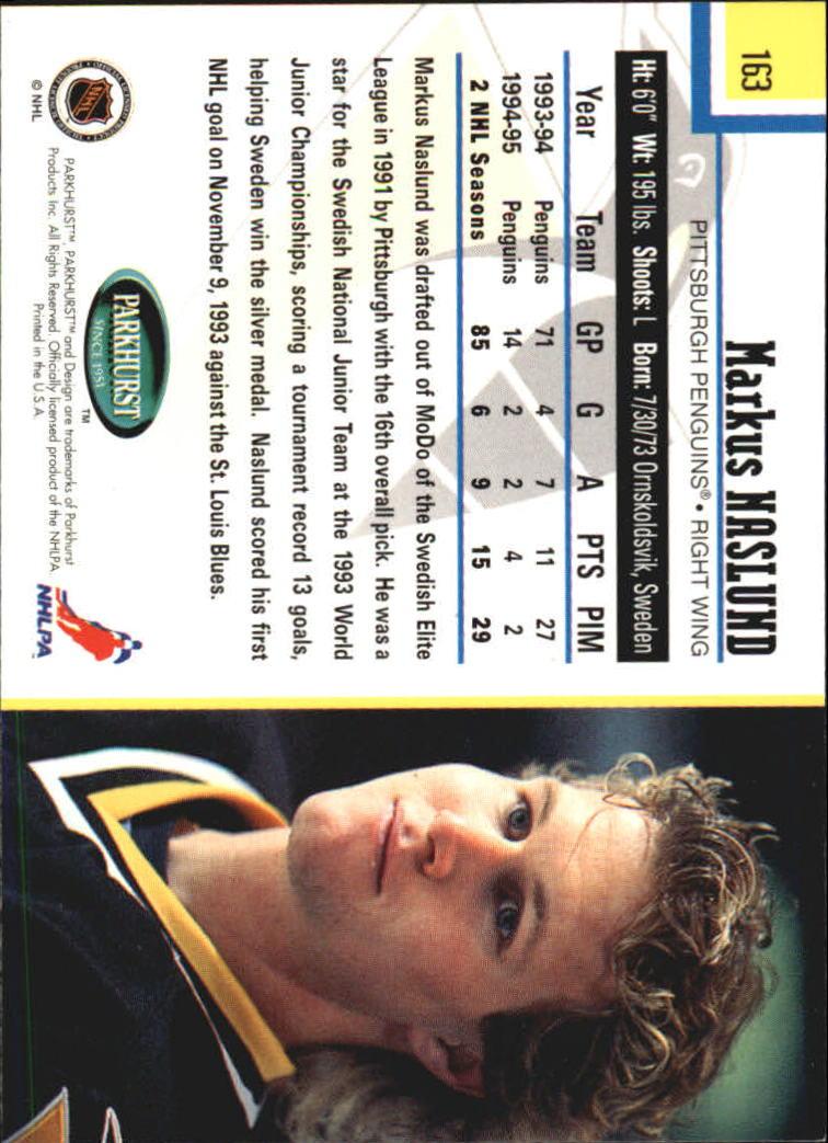 1995-96-Parkhurst-International-Hockey-Base-Singles-1-250-Pick-Your-Cards thumbnail 305