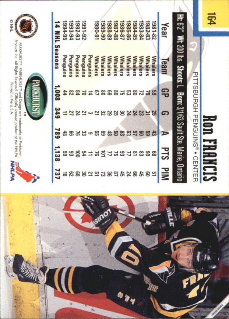 1995-96-Parkhurst-International-Hockey-Base-Singles-1-250-Pick-Your-Cards thumbnail 307