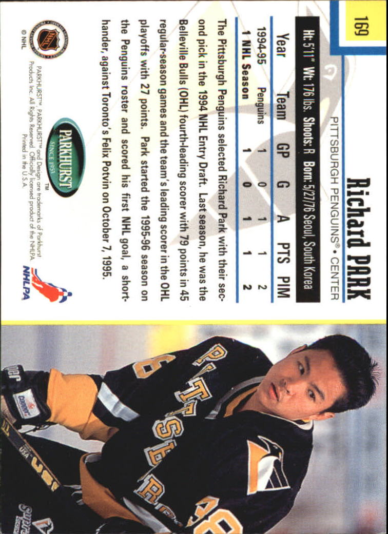 1995-96-Parkhurst-International-Hockey-Base-Singles-1-250-Pick-Your-Cards thumbnail 317