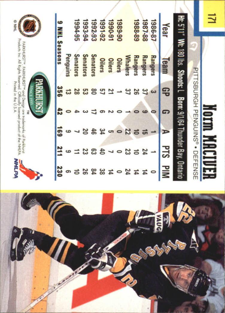1995-96-Parkhurst-International-Hockey-Base-Singles-1-250-Pick-Your-Cards thumbnail 321