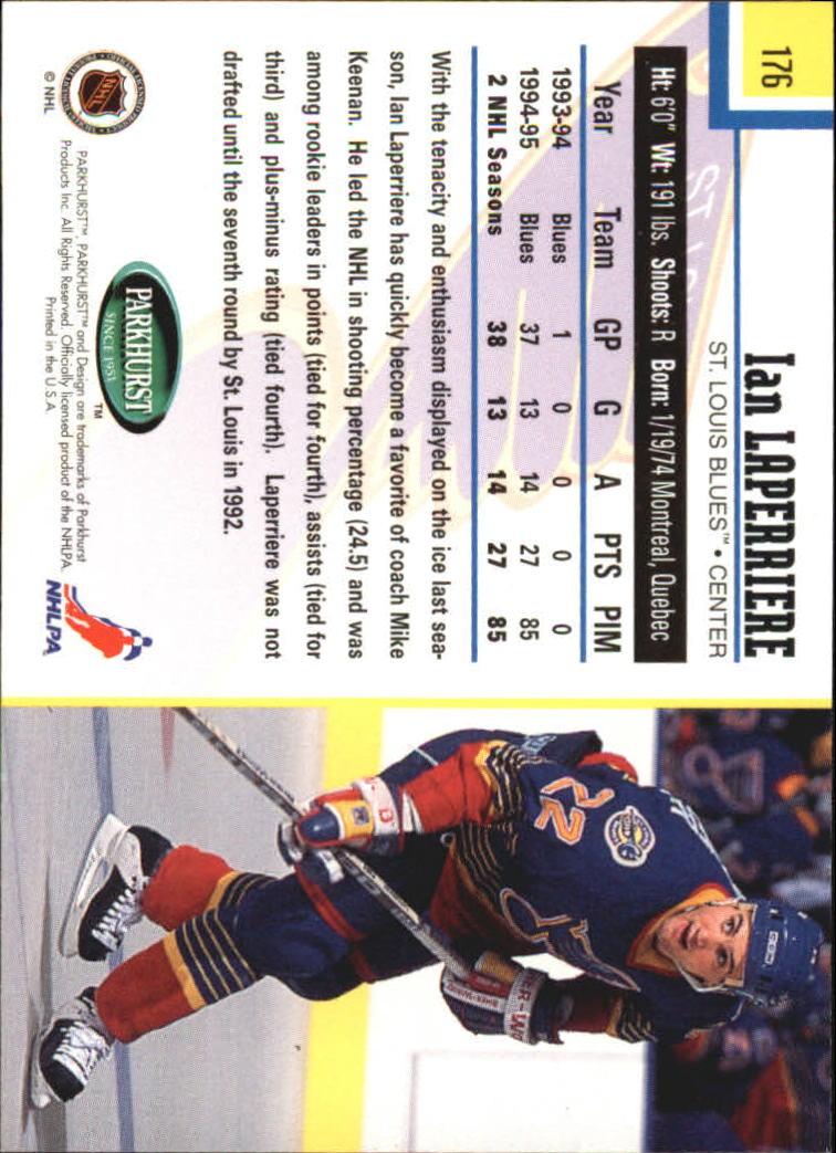 1995-96-Parkhurst-International-Hockey-Base-Singles-1-250-Pick-Your-Cards thumbnail 331