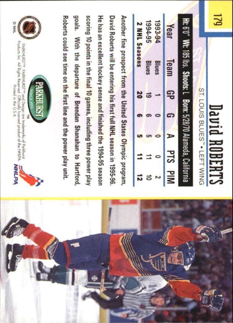 1995-96-Parkhurst-International-Hockey-Base-Singles-1-250-Pick-Your-Cards thumbnail 337