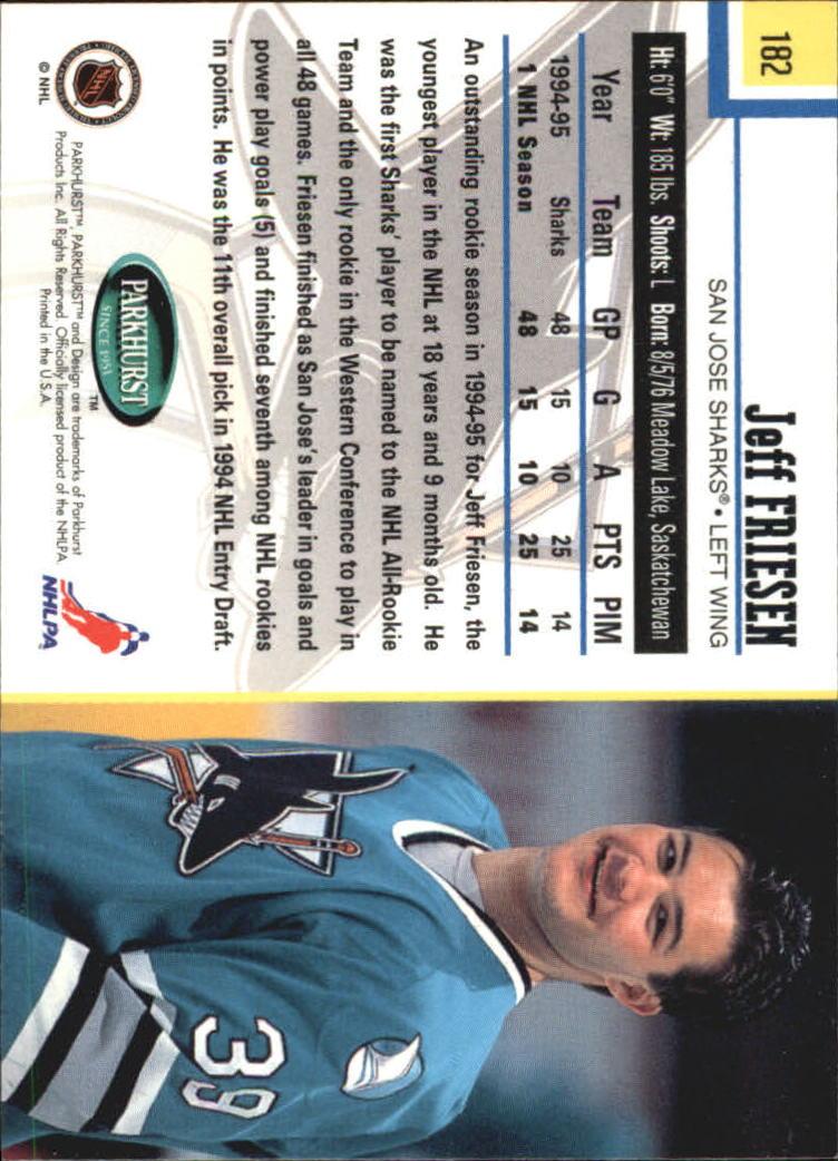 1995-96-Parkhurst-International-Hockey-Base-Singles-1-250-Pick-Your-Cards thumbnail 343