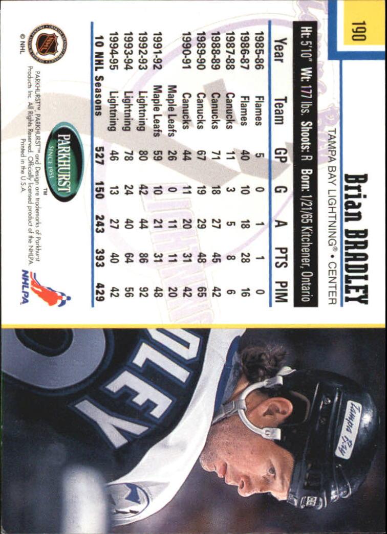 1995-96-Parkhurst-International-Hockey-Base-Singles-1-250-Pick-Your-Cards thumbnail 359