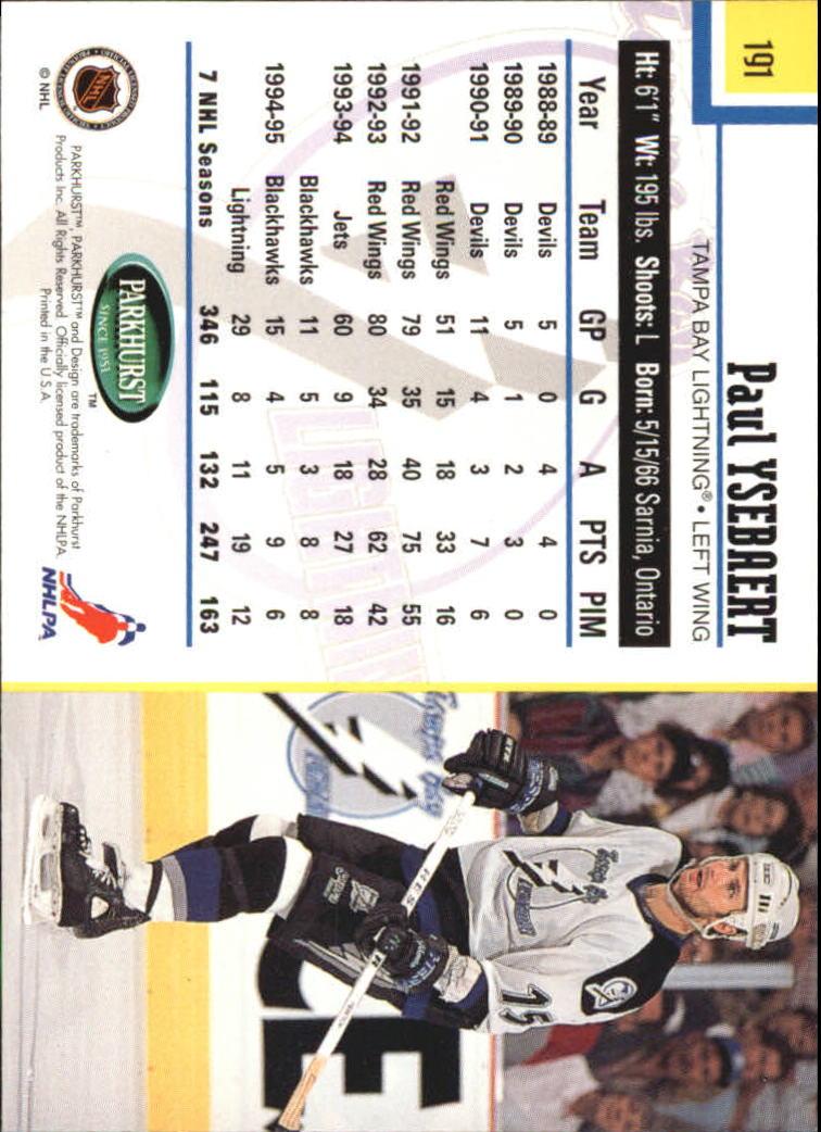 1995-96-Parkhurst-International-Hockey-Base-Singles-1-250-Pick-Your-Cards thumbnail 361