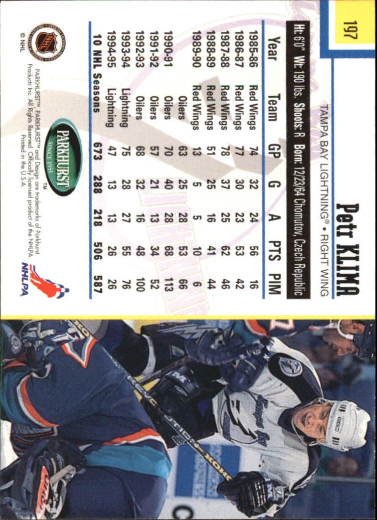 1995-96-Parkhurst-International-Hockey-Base-Singles-1-250-Pick-Your-Cards thumbnail 373
