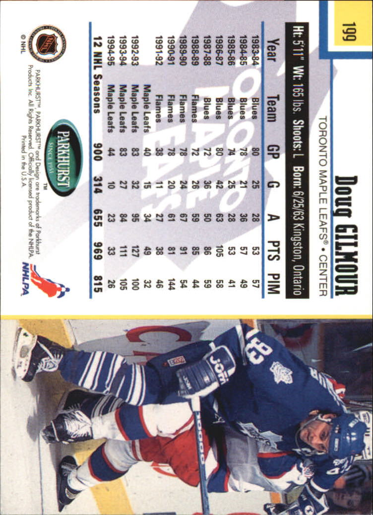1995-96-Parkhurst-International-Hockey-Base-Singles-1-250-Pick-Your-Cards thumbnail 377