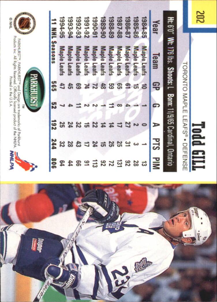 1995-96-Parkhurst-International-Hockey-Base-Singles-1-250-Pick-Your-Cards thumbnail 383