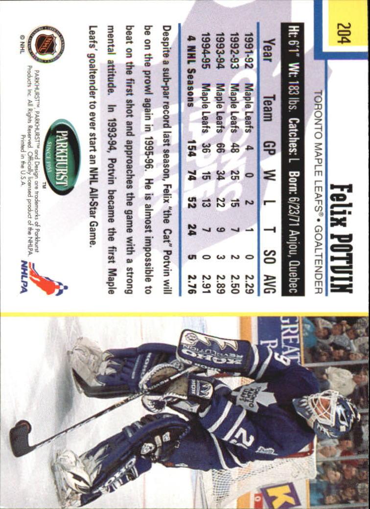 1995-96-Parkhurst-International-Hockey-Base-Singles-1-250-Pick-Your-Cards thumbnail 387
