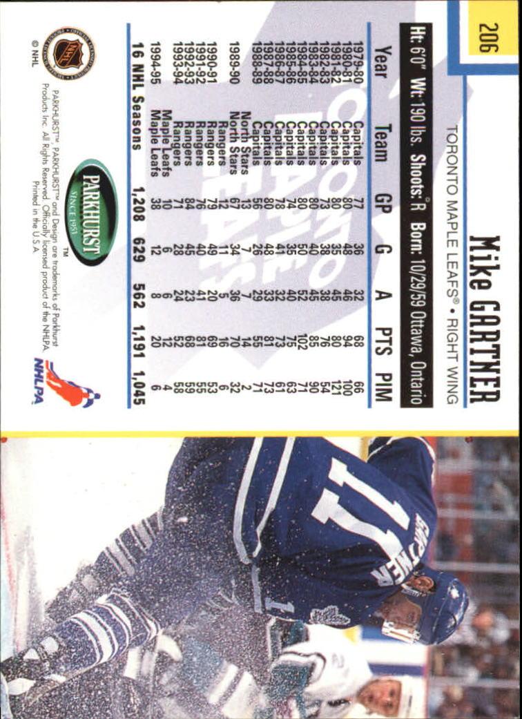 1995-96-Parkhurst-International-Hockey-Base-Singles-1-250-Pick-Your-Cards thumbnail 391