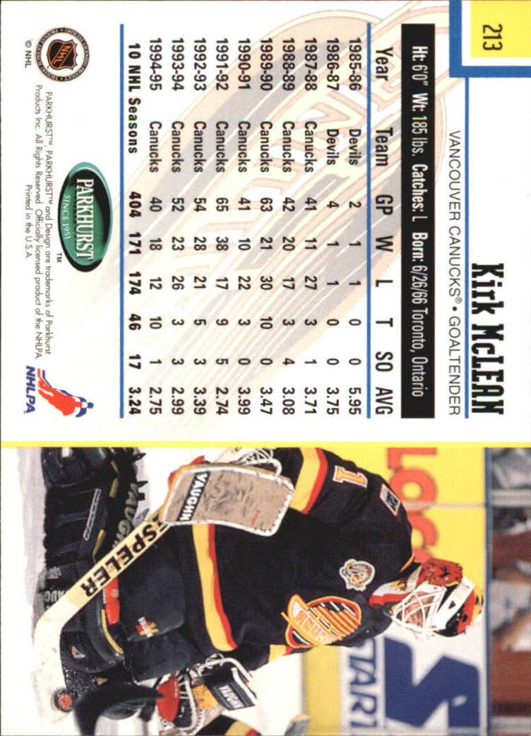 1995-96-Parkhurst-International-Hockey-Base-Singles-1-250-Pick-Your-Cards thumbnail 405