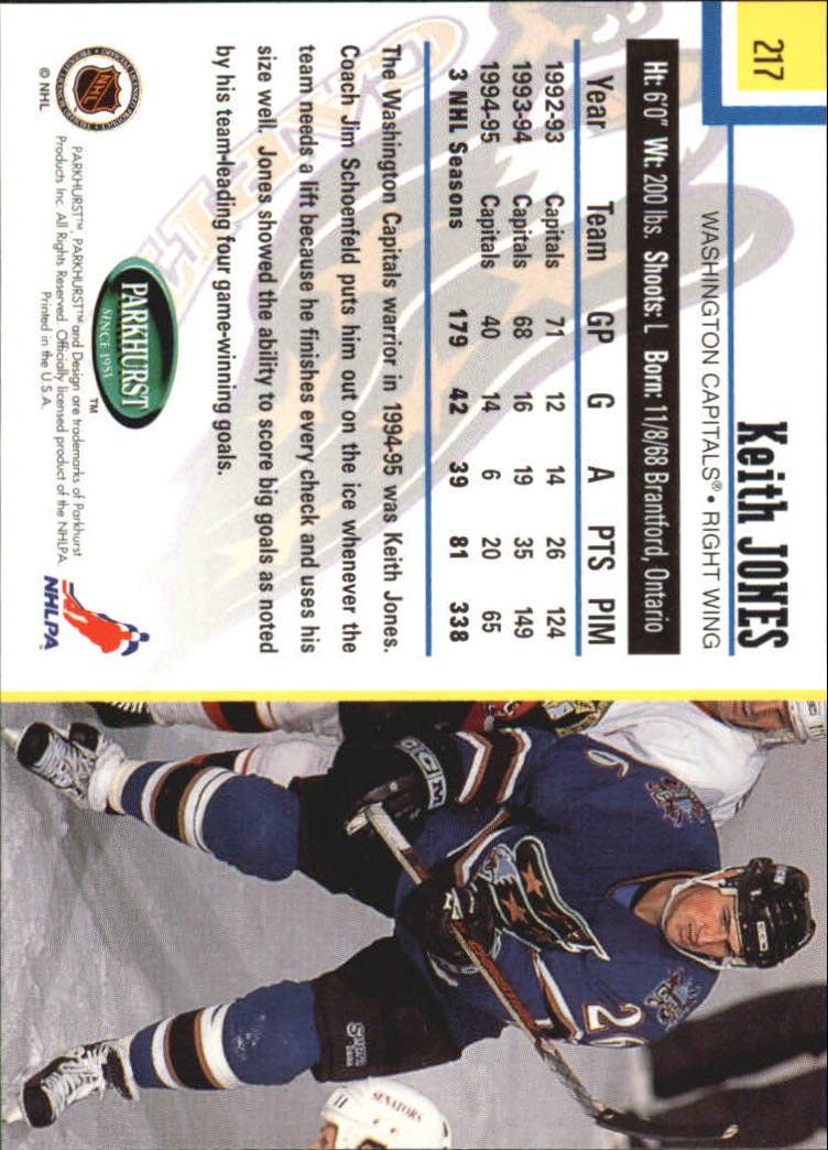 1995-96-Parkhurst-International-Hockey-Base-Singles-1-250-Pick-Your-Cards thumbnail 413