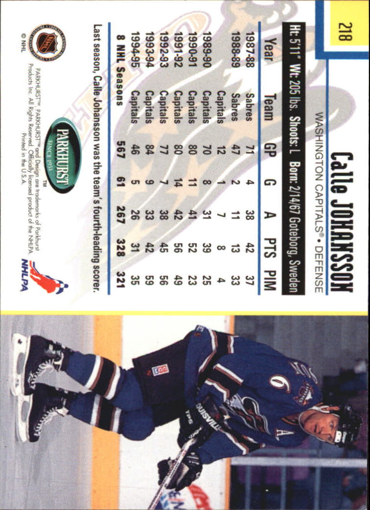1995-96-Parkhurst-International-Hockey-Base-Singles-1-250-Pick-Your-Cards thumbnail 415