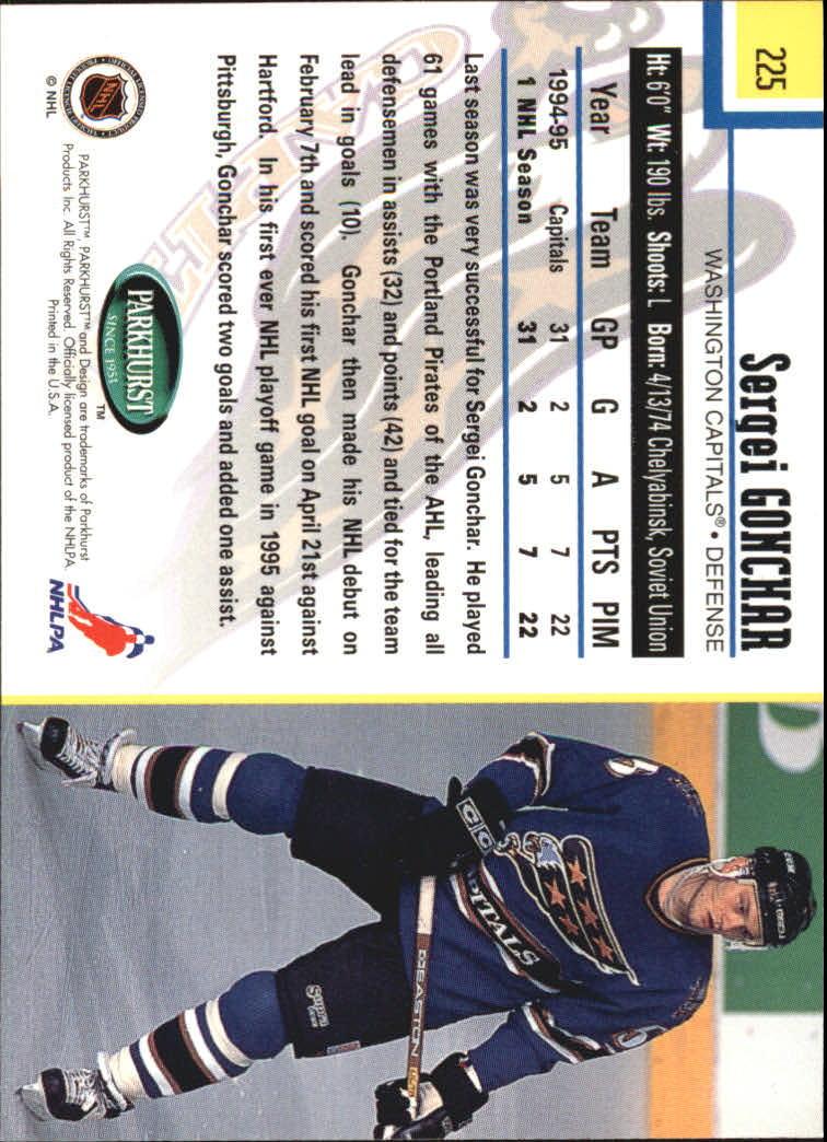 1995-96-Parkhurst-International-Hockey-Base-Singles-1-250-Pick-Your-Cards thumbnail 429