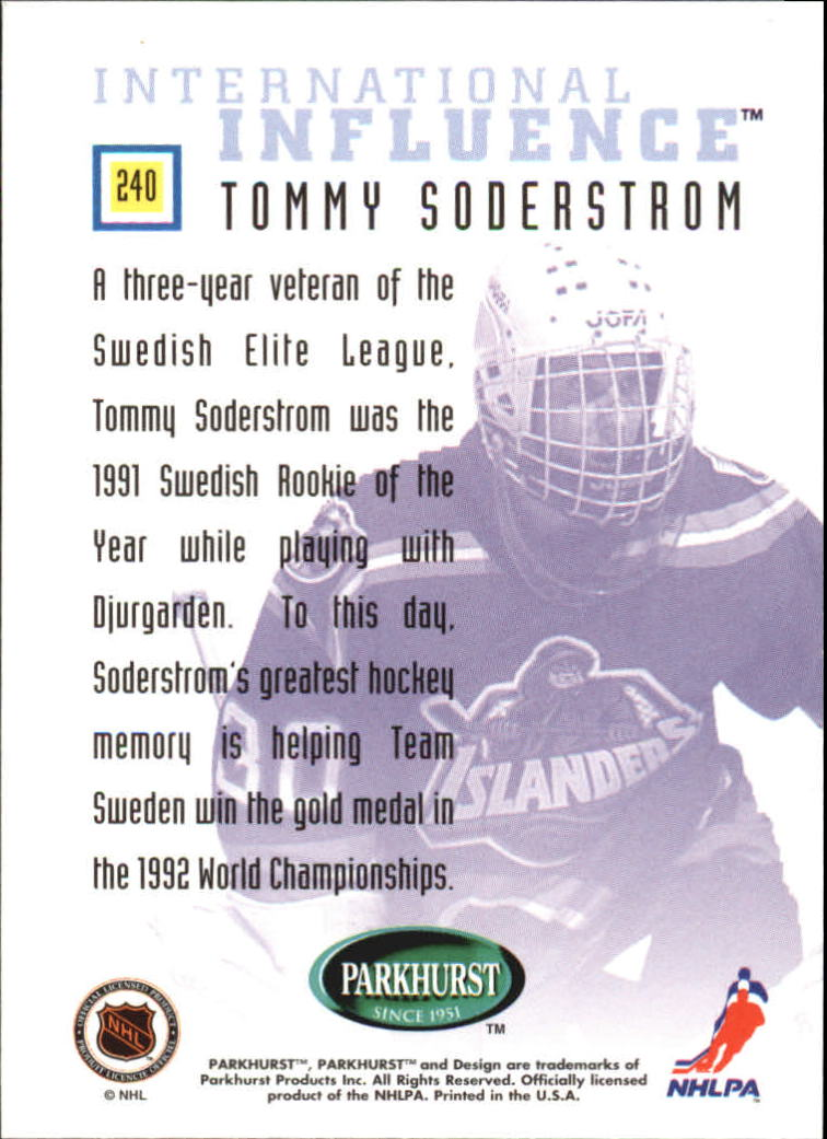 1995-96-Parkhurst-International-Hockey-Base-Singles-1-250-Pick-Your-Cards thumbnail 449