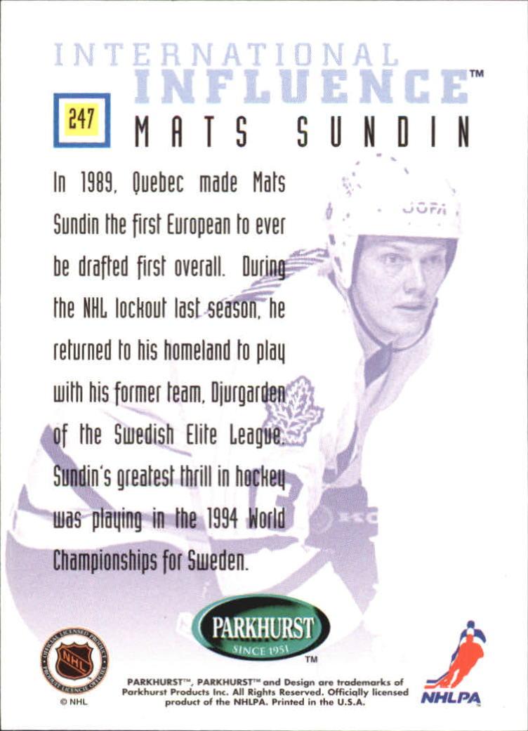 1995-96-Parkhurst-International-Hockey-Base-Singles-1-250-Pick-Your-Cards thumbnail 459